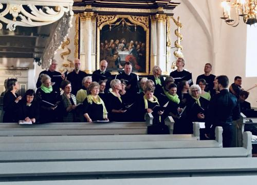 Odense Teaterkor - Kølstrup Kirke 7 april 2019- Koncert