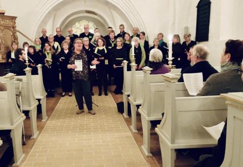 Velkomst - Sdr Broby Kirke koncert 2019